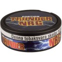 Thunder NRG Portion Snus