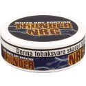 Thunder NRG White Dry Portion Snus