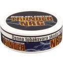 Thunder NRG White Dry Portion Snus