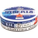 Siberia -80°C Slim ICE COLD POWER White Snus
