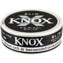 Knox Slim Original White Portion Snus