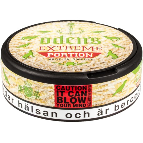 Oden's Melon Extreme Portion Snus
