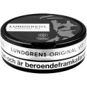 Lundgrens Perforated White Portion Snus