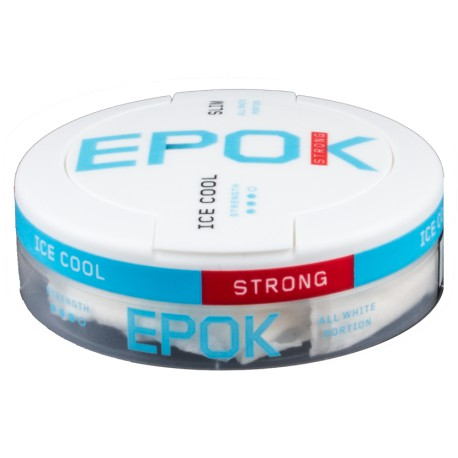 Epok Strong Ice Cool Mint White