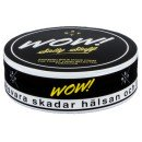 WOW! Salty Stuff Licorice White Portion Snus