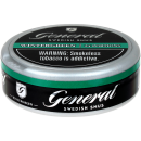 General White Wintergreen Portion Snus