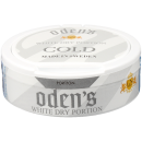 Oden's Cold White Dry Portion Snus