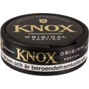 Knox Original Portion Snus