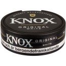 Knox White Portion Snus