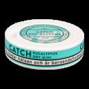 Catch Dry Eucalyptus Mini White Portion Snus