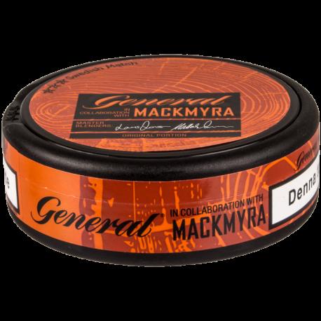 General Mackmyra Original Portion Snus