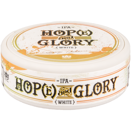 Hop(e) and Glory White