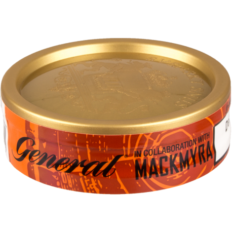 General Mackmyra Loose Snus