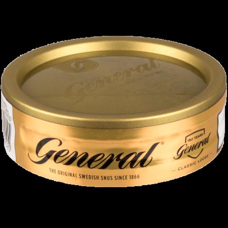 General Classic Loose Snus