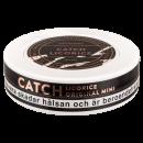 Catch Licorice Mini Original Portion Snus