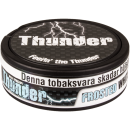 Thunder Extra Strong Frosted White Portion Snus