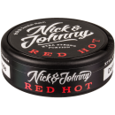 Nick & Johnny Red Hot Xtra Strong