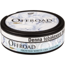Offroad Frosted White Dry Portion Snus