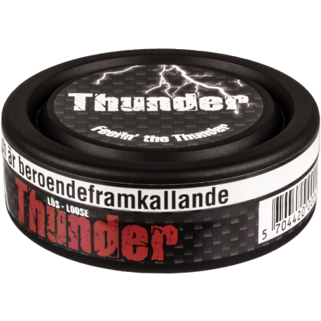 Thunder Extra Strong Original Loose Snus