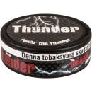 Thunder Extra Strong Original Portion Snus