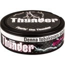 Thunder Extra Strong Raspberry Portion Snus