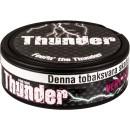 Thunder Extra Strong Raspberry Portion Snus