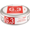 General G.3 Extra Strong Slim White