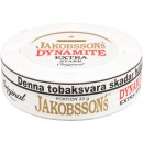 Jakobsson's Dynamite Extra Strong Portion Snus