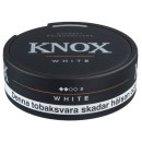 Knox White Portion Snus