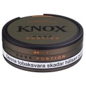 Knox Dark Portion Snus