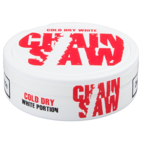 CHAINSAW Cold White Dry