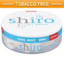 Shiro Strong Cool Mint All White