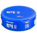 RITE Cool Mint White Large Portion Snus