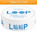 LOOP Mint Mania All White Slim Regular Nicotine Pouch