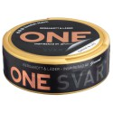 ONE Svart Original Portion Snus