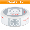 G.3 Free From Tobacco Extra Strong Slim