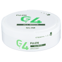 G.4 FU:ZN Slim All White Extra Strong Portion
