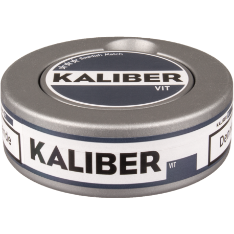 Kaliber White Portion Snus