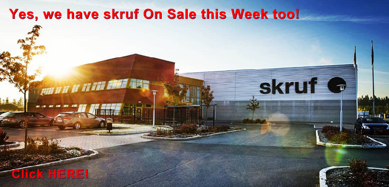 Yes, we have skruf ON SALE! Get Bonus Cans FREE when you buy rolls of these select skruf snus products!