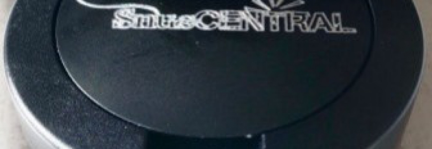 Rave Reviews for the new SnusCENTRAL Custom Black Aluminum Snus Can by DUS