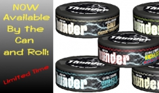 Thunder Limited Edition 2015 Now by the Can/Roll
